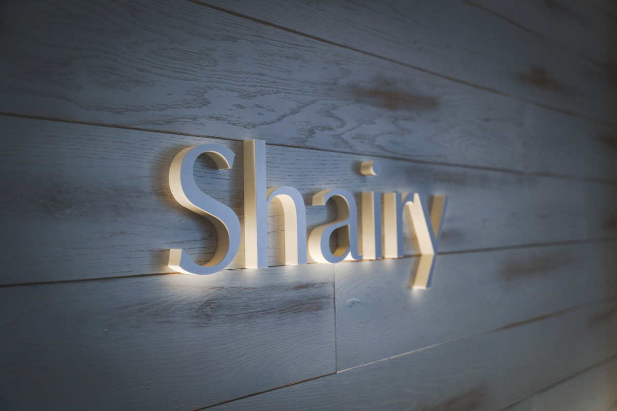 Shairyロゴ