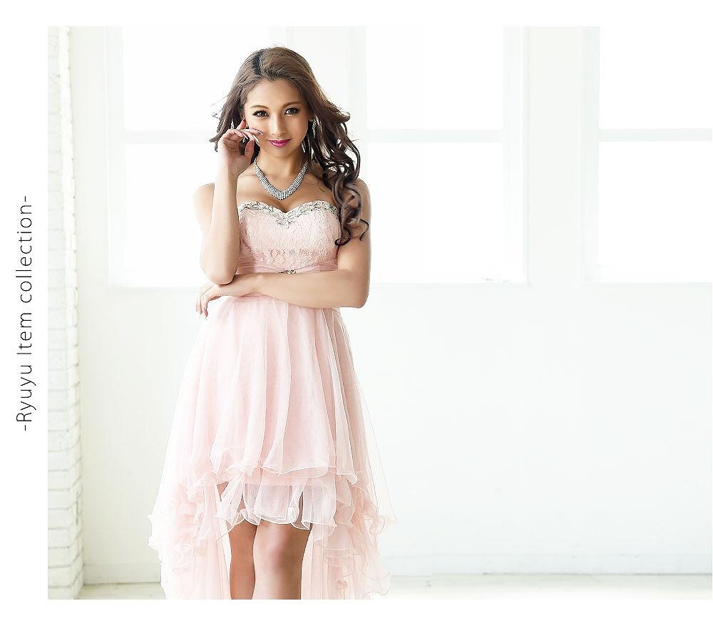 ゆきぽよちゃん着用キャバドレスNo1:特別な日に着たい主役ドレス