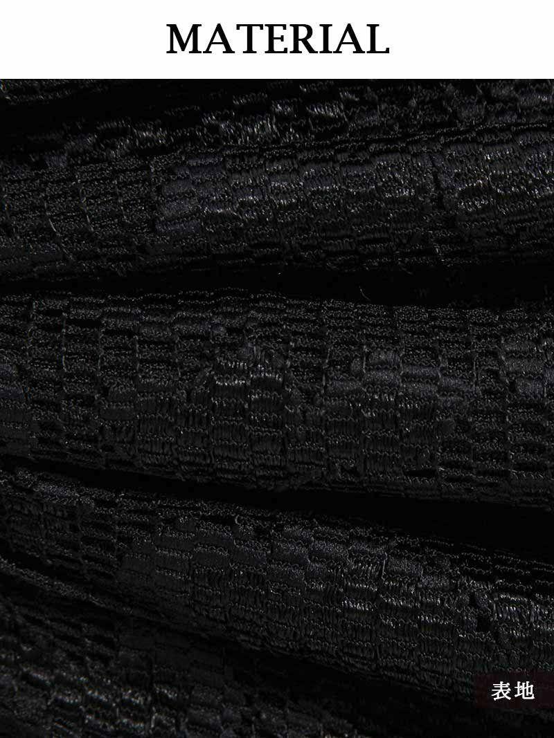 バタフライスリーブ谷間魅せsexyミニドレス 丸山慧子 着用キャバドレス【Ryuyu】【リューユ】バストカット総レースキャバクラドレス