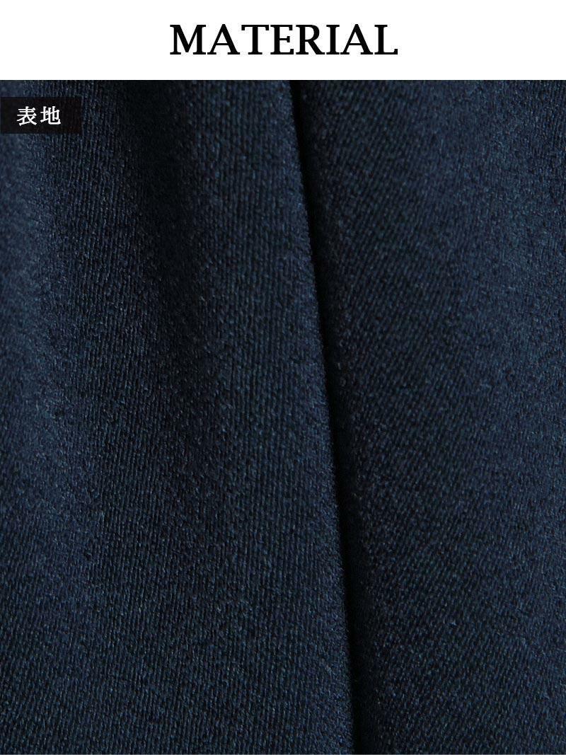 昼夜OK!ハイネックAラインミニドレス 丸山慧子 着用キャバドレス【Ryuyu】【リューユ】フレアー単色キャバクラドレス