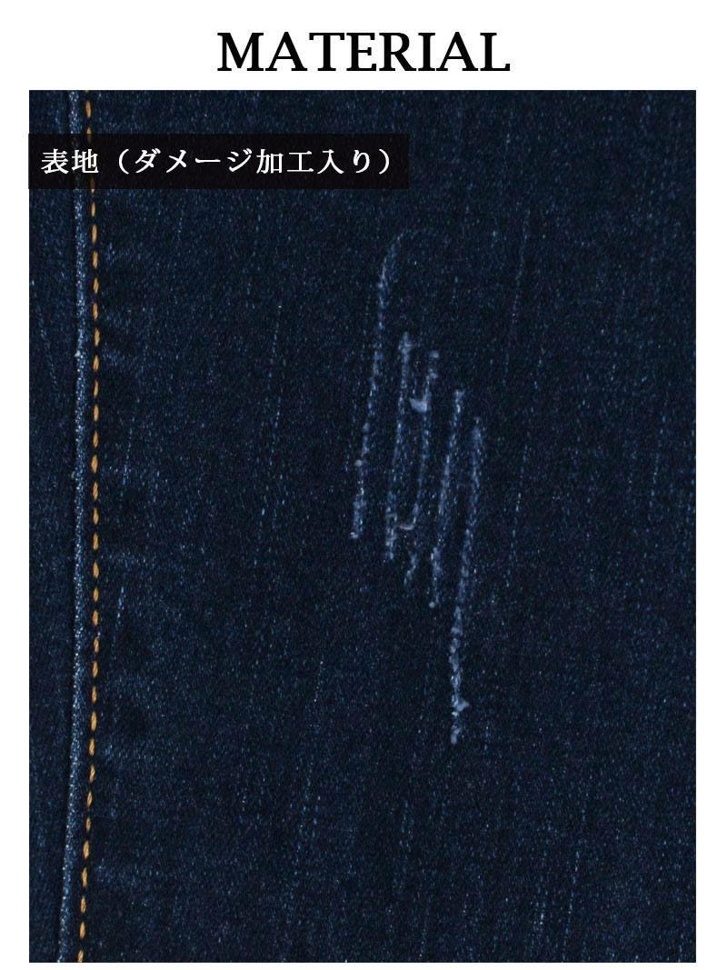 2way!!大人ladyシンプルデニムサロペット【Rvate/アールべート】(M/L)(ブルー/ネイビー)
